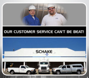 Schake Customer Service